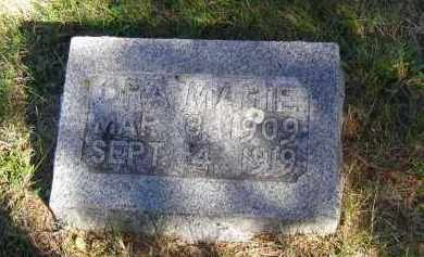 BRUNK, ORA MARIE - Lincoln County, Nebraska | ORA MARIE BRUNK - Nebraska Gravestone Photos