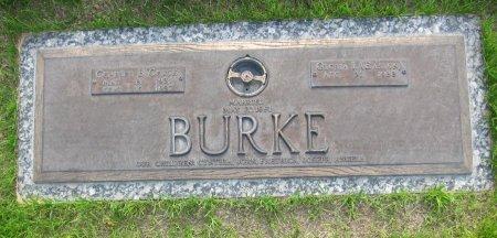 EASTON BURKE, GLORIA I. - Lincoln County, Nebraska | GLORIA I. EASTON BURKE - Nebraska Gravestone Photos