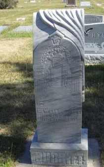 BURRITT, NEWELL - Lincoln County, Nebraska | NEWELL BURRITT - Nebraska Gravestone Photos