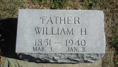 CAMBLIN, WILLIAM H. - Lincoln County, Nebraska | WILLIAM H. CAMBLIN - Nebraska Gravestone Photos