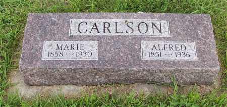 CARLSON, MARIE - Lincoln County, Nebraska   MARIE CARLSON - Nebraska Gravestone Photos
