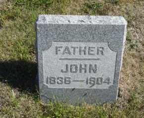CARLSON, JOHN - Lincoln County, Nebraska | JOHN CARLSON - Nebraska Gravestone Photos
