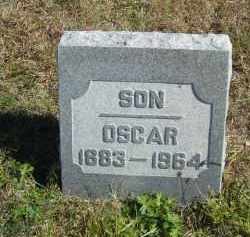 CARLSON, OSCAR - Lincoln County, Nebraska | OSCAR CARLSON - Nebraska Gravestone Photos