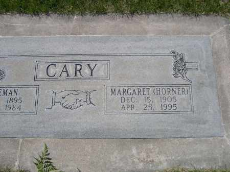HORNER CARY, MARGARET - Lincoln County, Nebraska | MARGARET HORNER CARY - Nebraska Gravestone Photos