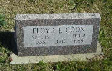 COON, FLOYD F. - Lincoln County, Nebraska | FLOYD F. COON - Nebraska Gravestone Photos