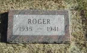 CRAIG, ROGER - Lincoln County, Nebraska | ROGER CRAIG - Nebraska Gravestone Photos