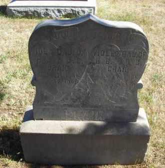 CRAIG, VIOLA - Lincoln County, Nebraska | VIOLA CRAIG - Nebraska Gravestone Photos