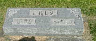 PHILLIPS DALY, SUSAN - Lincoln County, Nebraska | SUSAN PHILLIPS DALY - Nebraska Gravestone Photos