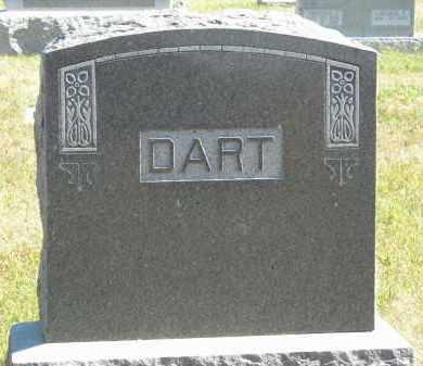 DART, FAMILY STONE - Lincoln County, Nebraska   FAMILY STONE DART - Nebraska Gravestone Photos