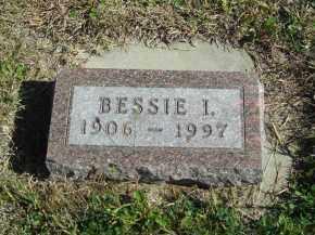 DOVENBARGER, BESSE I. - Lincoln County, Nebraska | BESSE I. DOVENBARGER - Nebraska Gravestone Photos