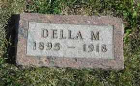 DOVENBARGER, DELLA M - Lincoln County, Nebraska | DELLA M DOVENBARGER - Nebraska Gravestone Photos