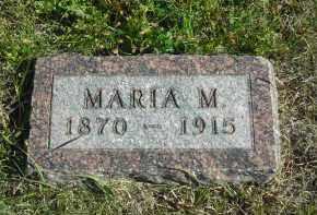 DOVENBARGER, MARIA M - Lincoln County, Nebraska   MARIA M DOVENBARGER - Nebraska Gravestone Photos