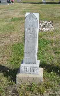 ELLIOTT, EARL O. - Lincoln County, Nebraska | EARL O. ELLIOTT - Nebraska Gravestone Photos