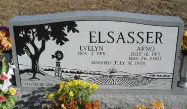 MRUPHY ELSASSER, EVELYN - Lincoln County, Nebraska | EVELYN MRUPHY ELSASSER - Nebraska Gravestone Photos