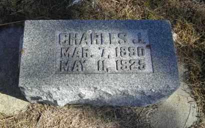 GARNER, CHARLES J. - Lincoln County, Nebraska | CHARLES J. GARNER - Nebraska Gravestone Photos