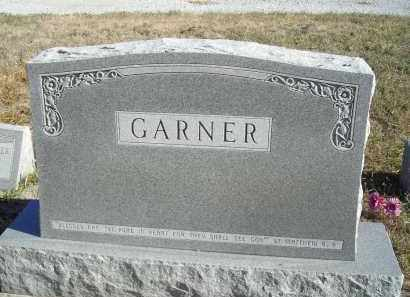 GARNER, FAMILY STONE - Lincoln County, Nebraska | FAMILY STONE GARNER - Nebraska Gravestone Photos