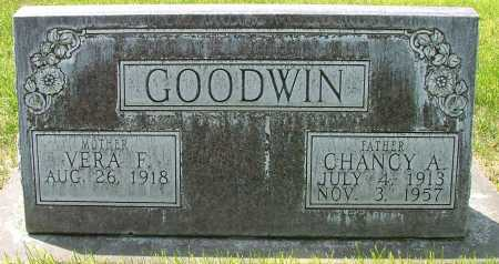 GOODWIN, VERA - Lincoln County, Nebraska | VERA GOODWIN - Nebraska Gravestone Photos