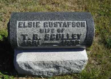 GUSTAFSON, ELSIE - Lincoln County, Nebraska | ELSIE GUSTAFSON - Nebraska Gravestone Photos