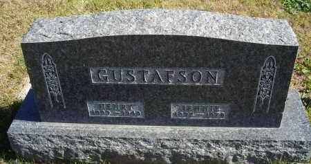 GUSTAFSON, JENNIE - Lincoln County, Nebraska | JENNIE GUSTAFSON - Nebraska Gravestone Photos