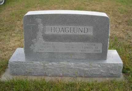 HOAGLUND, EDITH - Lincoln County, Nebraska   EDITH HOAGLUND - Nebraska Gravestone Photos