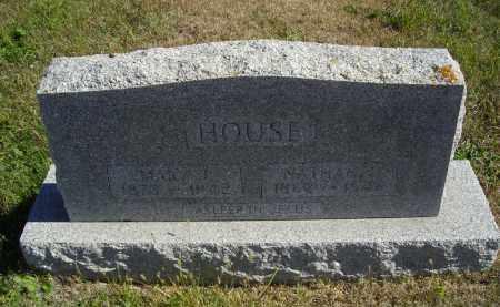 HOUSE, MARY J. - Lincoln County, Nebraska | MARY J. HOUSE - Nebraska Gravestone Photos