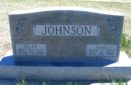 JOHNSON, HELEN - Lincoln County, Nebraska | HELEN JOHNSON - Nebraska Gravestone Photos