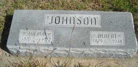 JOHNSON, ALBERT - Lincoln County, Nebraska | ALBERT JOHNSON - Nebraska Gravestone Photos