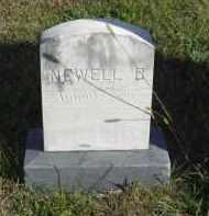 JOHNSON, NEWELL B. - Lincoln County, Nebraska | NEWELL B. JOHNSON - Nebraska Gravestone Photos