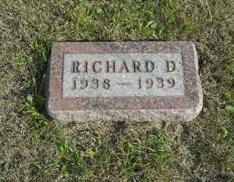 JOHNSON, RICHARD D. - Lincoln County, Nebraska | RICHARD D. JOHNSON - Nebraska Gravestone Photos