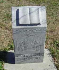 JOHNSON, SWANTE - Lincoln County, Nebraska | SWANTE JOHNSON - Nebraska Gravestone Photos