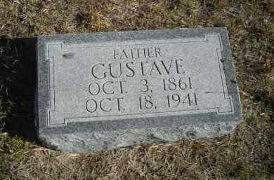 KRATZENSTEIN, GUSTAVE - Lincoln County, Nebraska | GUSTAVE KRATZENSTEIN - Nebraska Gravestone Photos