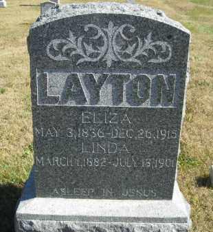 LAYTON, LINDA - Lincoln County, Nebraska | LINDA LAYTON - Nebraska Gravestone Photos