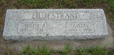 LILJESTRAND, GUSTAV - Lincoln County, Nebraska | GUSTAV LILJESTRAND - Nebraska Gravestone Photos