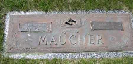 MAUCHER, LELA R, - Lincoln County, Nebraska | LELA R, MAUCHER - Nebraska Gravestone Photos