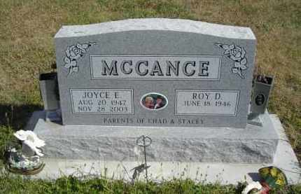 MC CANCE, ROY D. - Lincoln County, Nebraska | ROY D. MC CANCE - Nebraska Gravestone Photos