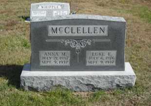 MCCLELLEN, ANNA M - Lincoln County, Nebraska | ANNA M MCCLELLEN - Nebraska Gravestone Photos