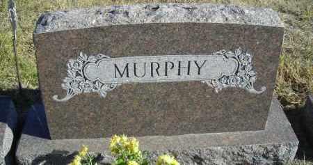 MURPHY, FAMILY STONE - Lincoln County, Nebraska | FAMILY STONE MURPHY - Nebraska Gravestone Photos
