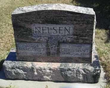 NELSEN, CHRISTIAN T. - Lincoln County, Nebraska | CHRISTIAN T. NELSEN - Nebraska Gravestone Photos
