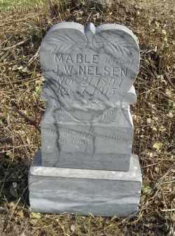 NELSEN, MABEL - Lincoln County, Nebraska | MABEL NELSEN - Nebraska Gravestone Photos