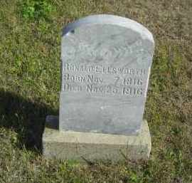 NORLANDER, RONALD ELSWORTH - Lincoln County, Nebraska | RONALD ELSWORTH NORLANDER - Nebraska Gravestone Photos