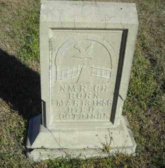 RICH, N.;M. - Lincoln County, Nebraska | N.;M. RICH - Nebraska Gravestone Photos