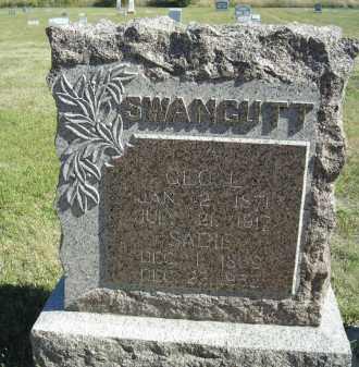 SWANCUTT, GEO.L - Lincoln County, Nebraska | GEO.L SWANCUTT - Nebraska Gravestone Photos