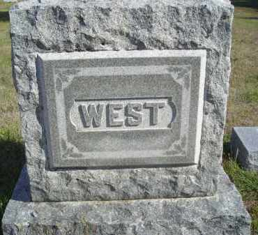 WEST, FAMILY STONE - Lincoln County, Nebraska | FAMILY STONE WEST - Nebraska Gravestone Photos