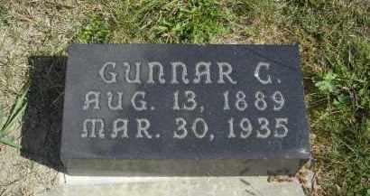 YOUNG, GUNNAR C. - Lincoln County, Nebraska | GUNNAR C. YOUNG - Nebraska Gravestone Photos
