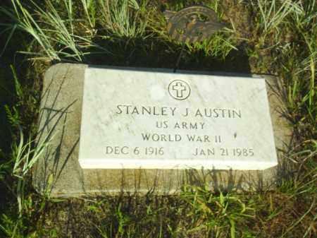 AUSTIN, STANLEY - Loup County, Nebraska | STANLEY AUSTIN - Nebraska Gravestone Photos