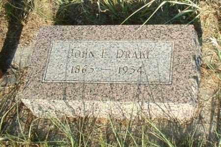 DRAKE, JOHN - Loup County, Nebraska   JOHN DRAKE - Nebraska Gravestone Photos