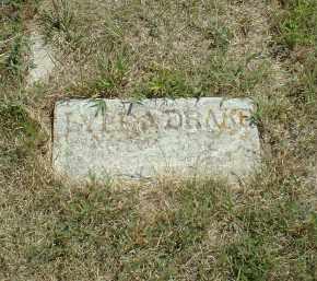 DRAKE, LYLE - Loup County, Nebraska | LYLE DRAKE - Nebraska Gravestone Photos