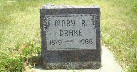 DRAKE, MARY - Loup County, Nebraska | MARY DRAKE - Nebraska Gravestone Photos