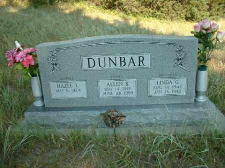 DUNBAR, ALLEN - Loup County, Nebraska | ALLEN DUNBAR - Nebraska Gravestone Photos