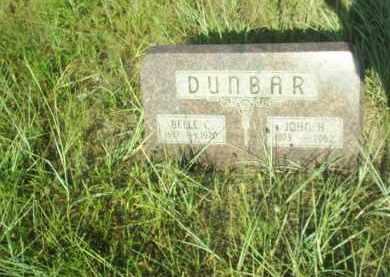 DUNBAR, JOHN - Loup County, Nebraska | JOHN DUNBAR - Nebraska Gravestone Photos